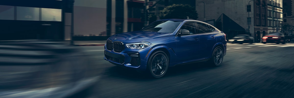 2020 BMW X6 Exterior Features