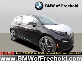 New 2019 BMW i3 120Ah w/Range Extender Sedan