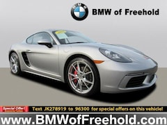 Used Vehicles 2018 Porsche 718 Cayman S Coupe for sale in Freehold, NJ