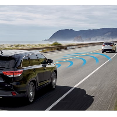 Toyota Highlander Toyota Safety Sense
