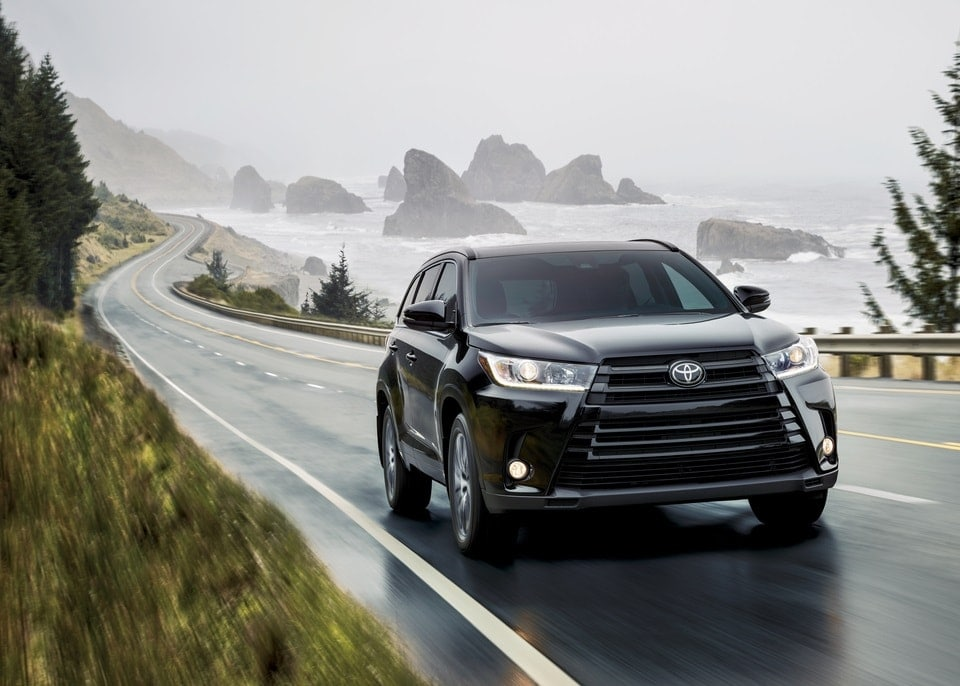 New Toyota Highlander SUVs For Sale at DCH Freehold Toyota Serving ...