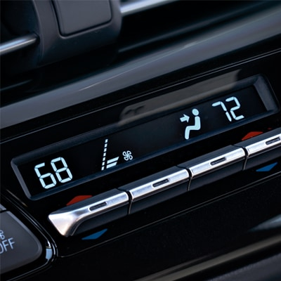 Toyota C-HR Climate Control