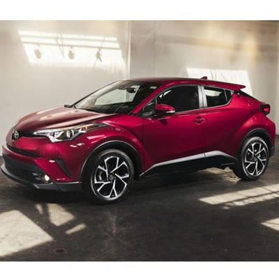 Toyota C-HR Safety Sense