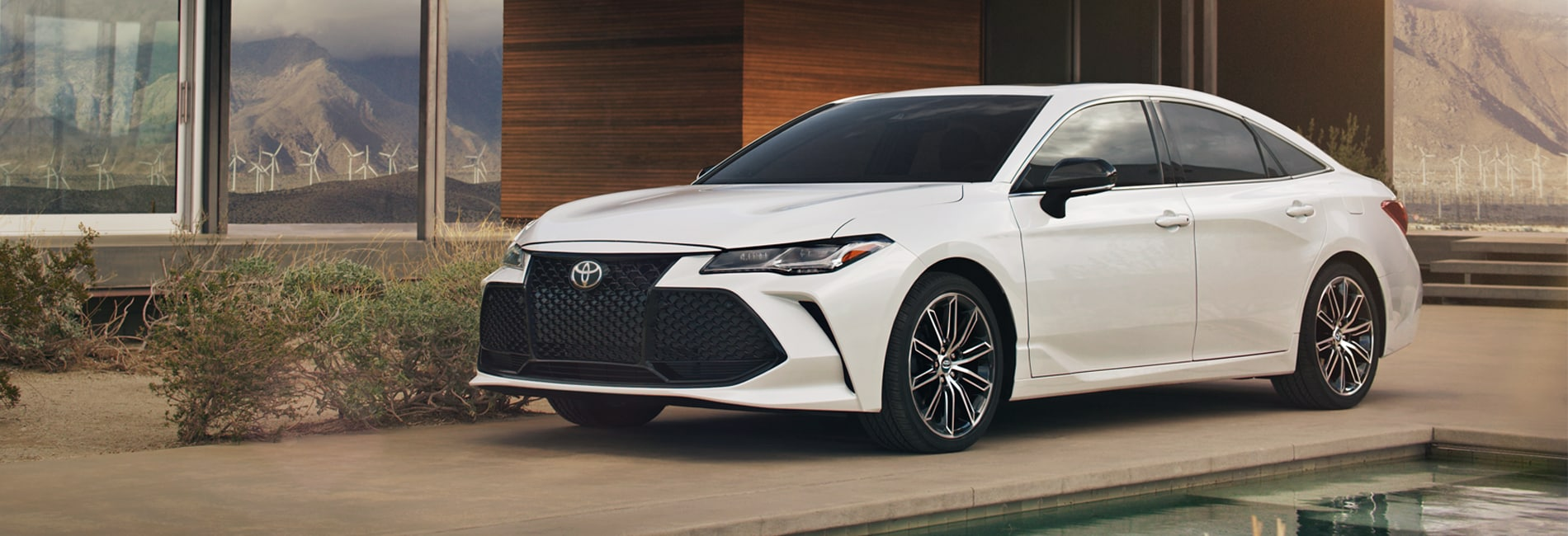 Toyota Avalon Exterior Vehicle Features