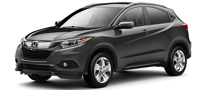 New 2019 Honda HR-V at DCH Gardena Honda