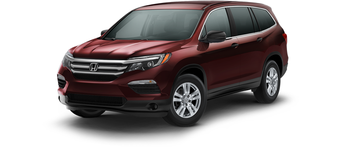 New 2018 Honda Pilot LX | AWD |CVT Automatic at DCH Gardena Honda