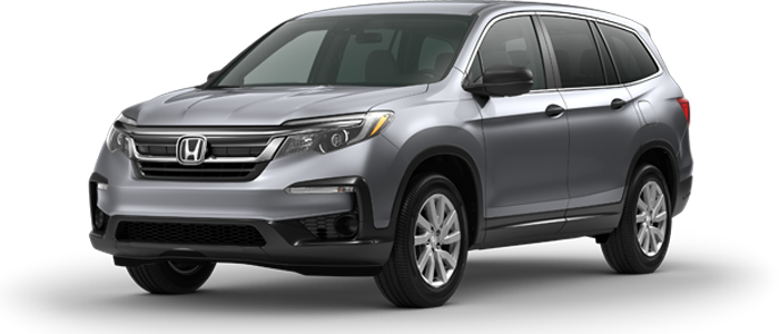 New 2019 Honda Pilot LX at DCH Gardena Honda