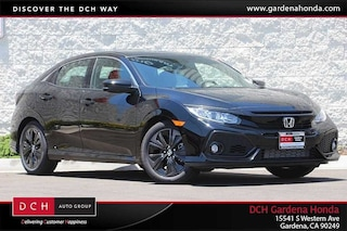New 2018 Honda Civic EX-L w/Navi Hatchback Gardena, CA