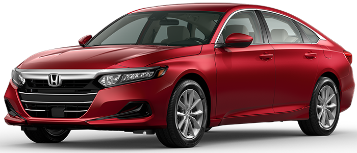 New 2021 Honda Accord at DCH Gardena Honda