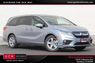 New 2019 Honda Odyssey EX-L w/Navigation & RES Van Gardena, CA