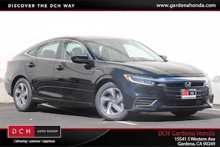 New 2019 Honda Insight LX Sedan Gardena, CA