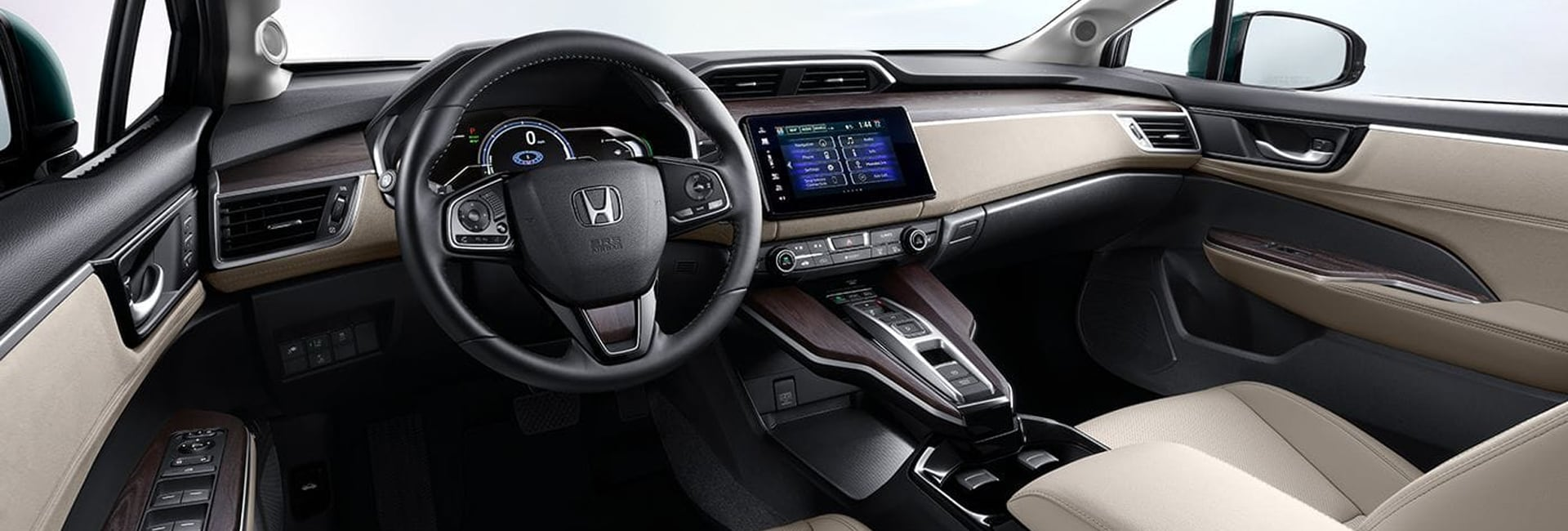 Honda Clarity Plug-In Hybrid Interior Front