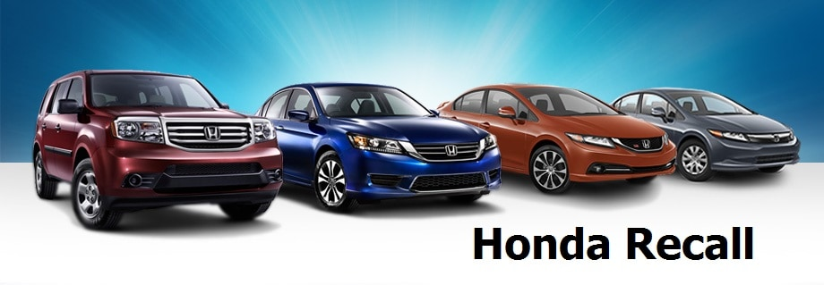 At Gardena Honda We Are Committed To Your Safety And Will Work Directly With The Parts Manufacturer On Behalf Repair Vehicle Promptly