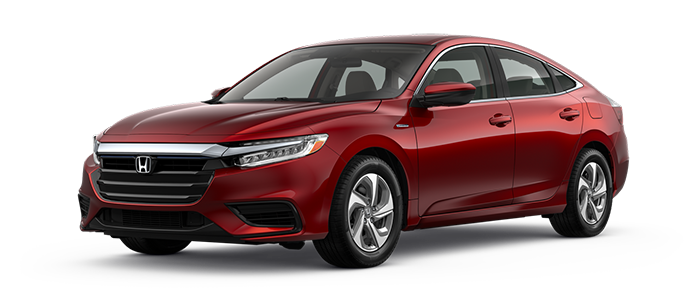 New 2020 Honda Insight Touring at DCH Gardena Honda