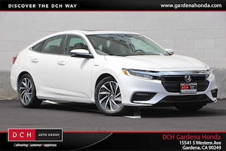 New 2019 Honda Insight Touring Sedan Gardena, CA