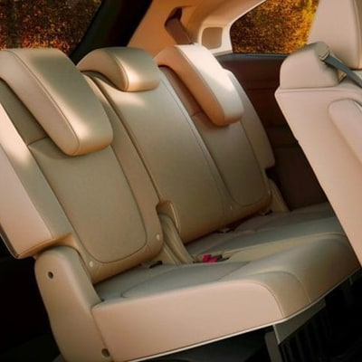Honda Odyssey Leather Interior