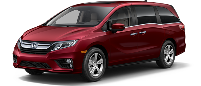 New 2020 Honda Odyssey at DCH Gardena Honda