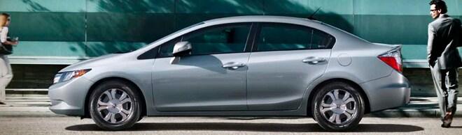 2012 Honda Civic Hybrid In Gardena   44 MPG1!