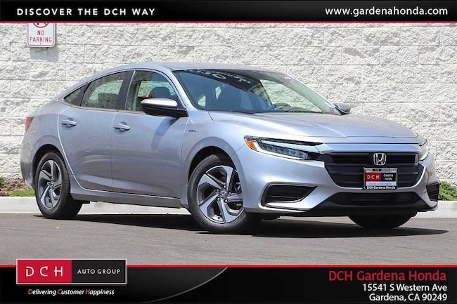 New 2019 Honda Insight LX Sedan Gardena, CA