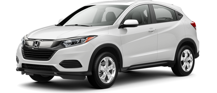 New 2020 Honda HR-V at DCH Gardena Honda