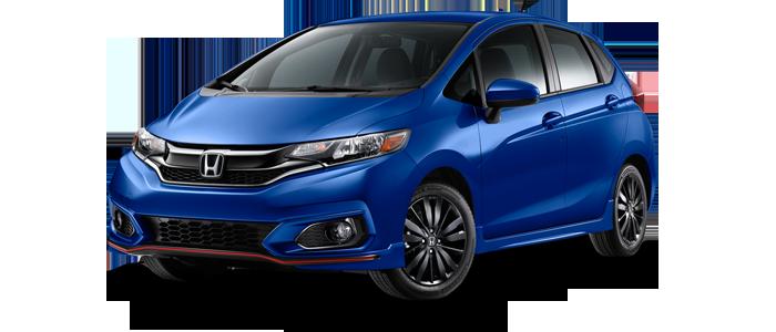 New  2018 Honda Fit Sport | FWD |CVT Automatic at DCH Gardena Honda
