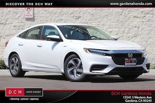 New 2019 Honda Insight EX Sedan Gardena, CA