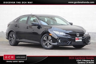 New 2018 Honda Civic EX Hatchback Gardena, CA