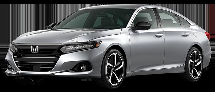 New 2021 Honda Accord at DCH Gardena Honda