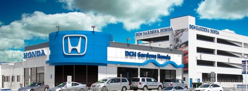 DCH Gardena Honda - 15541 South Western Ave