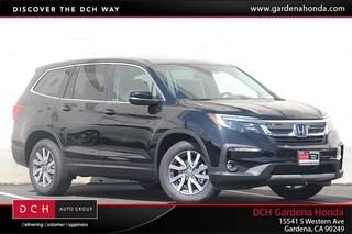 New 2019 Honda Pilot EX-L FWD SUV Gardena, CA