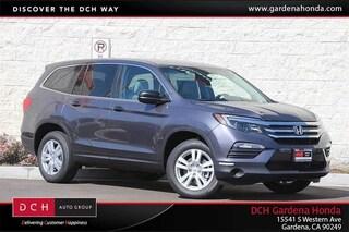 New 2018 Honda Pilot LX AWD SUV Gardena, CA