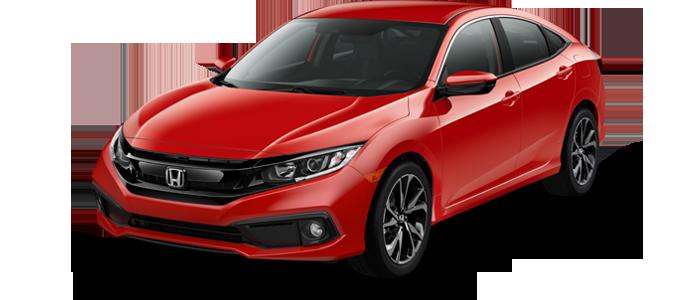 New 2019 Honda Civic at DCH Gardena Honda