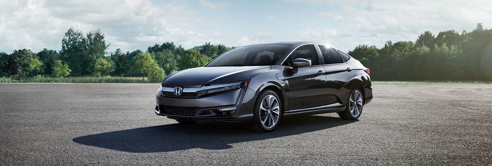 New Honda Clarity Plug-In Hybrid Exterior