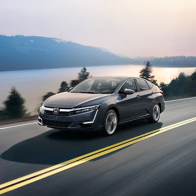 Honda Clarity Plug-In Hybrid Off