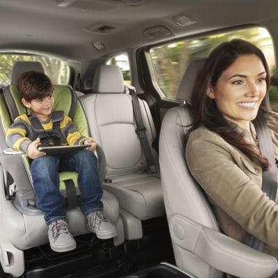 Honda Odyssey Infotainment System