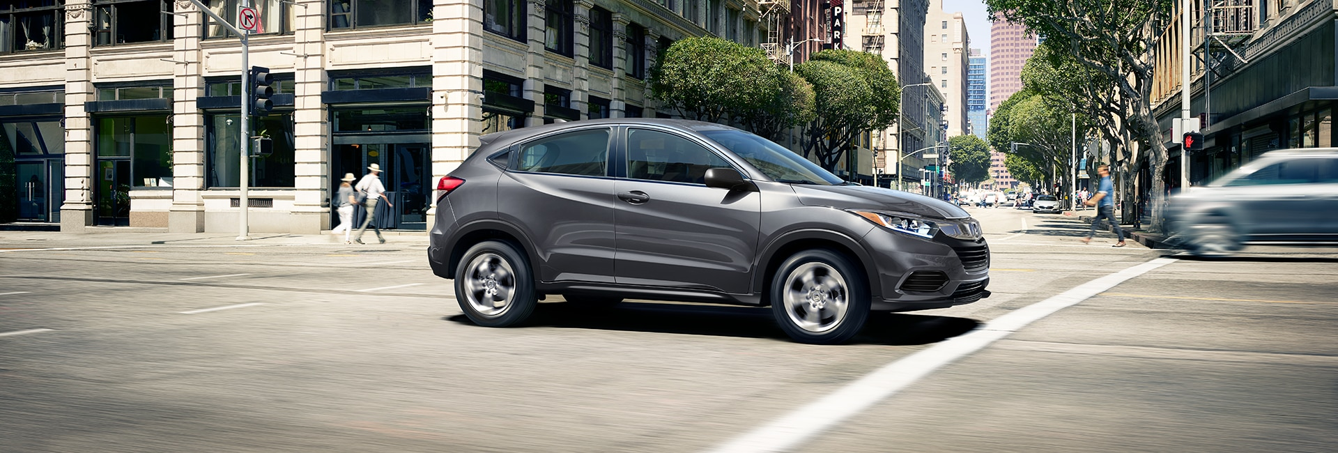 New 2019 Honda HR-V Exterior