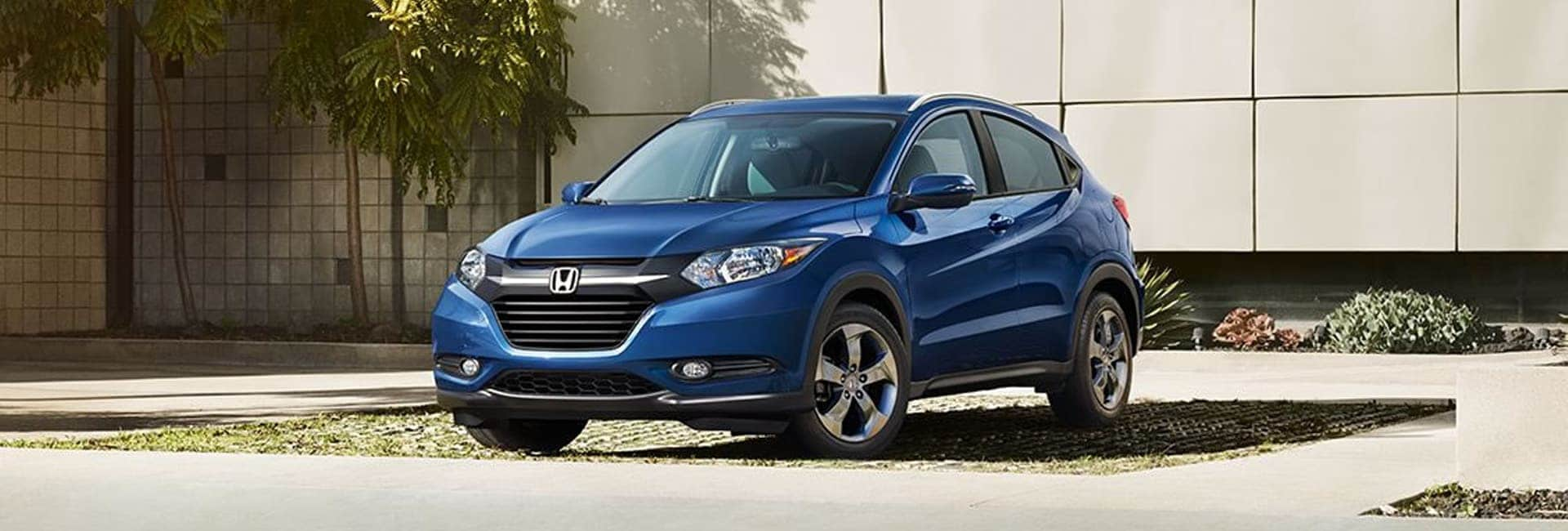New Honda HR-V Exterior Off Road