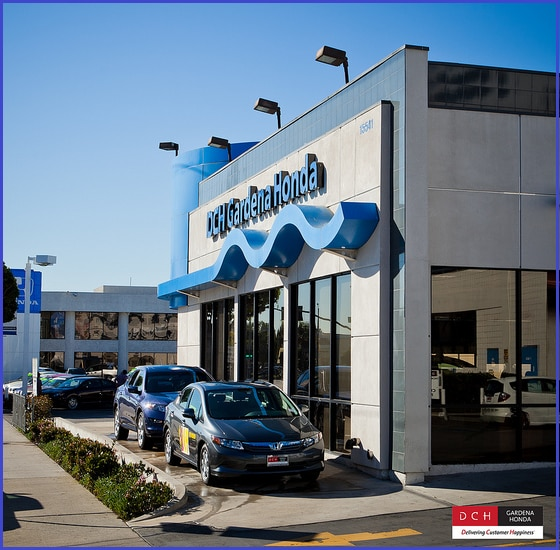 New Honda Dealership In Gardena, CA 90249
