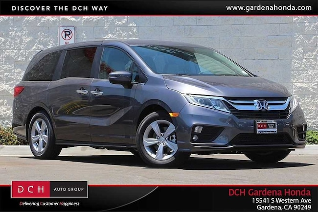 New 2019 Honda Odyssey EX Van Gardena, CA