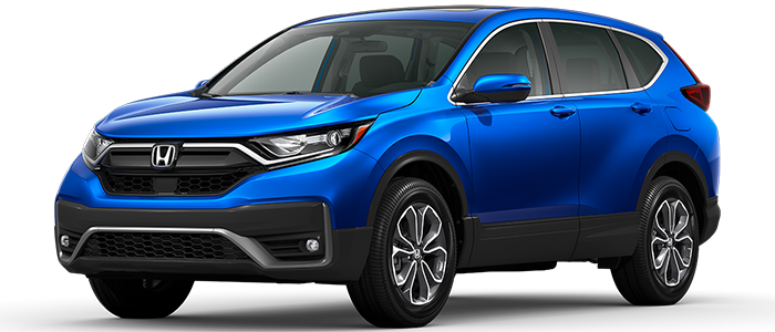New 2021 Honda CR-V at DCH Gardena Honda