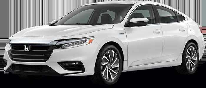 New  2019 Honda Insight Touring at DCH Gardena Honda