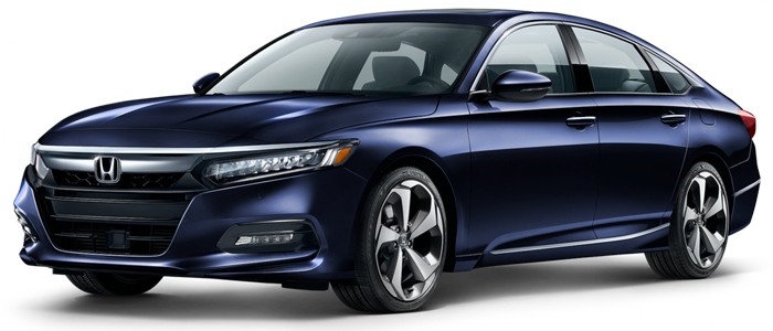 New 2018 Honda Accord Touring | 1.5L  | FWD |CVT Automatic at DCH Gardena Honda