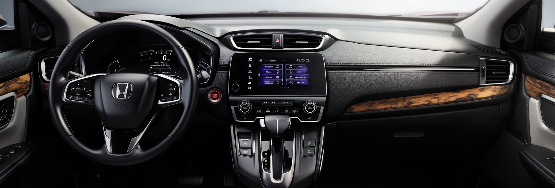 2020 Honda CR-V Interior Features