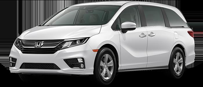 New 2020 Honda Odyssey EX-L at DCH Honda of Mission Valley