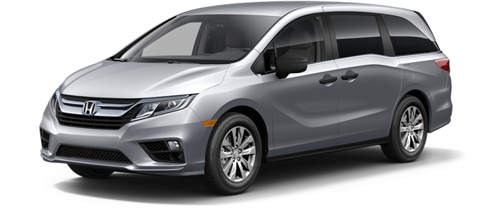 New 2019 Honda Odyssey at DCH Honda of Temecula