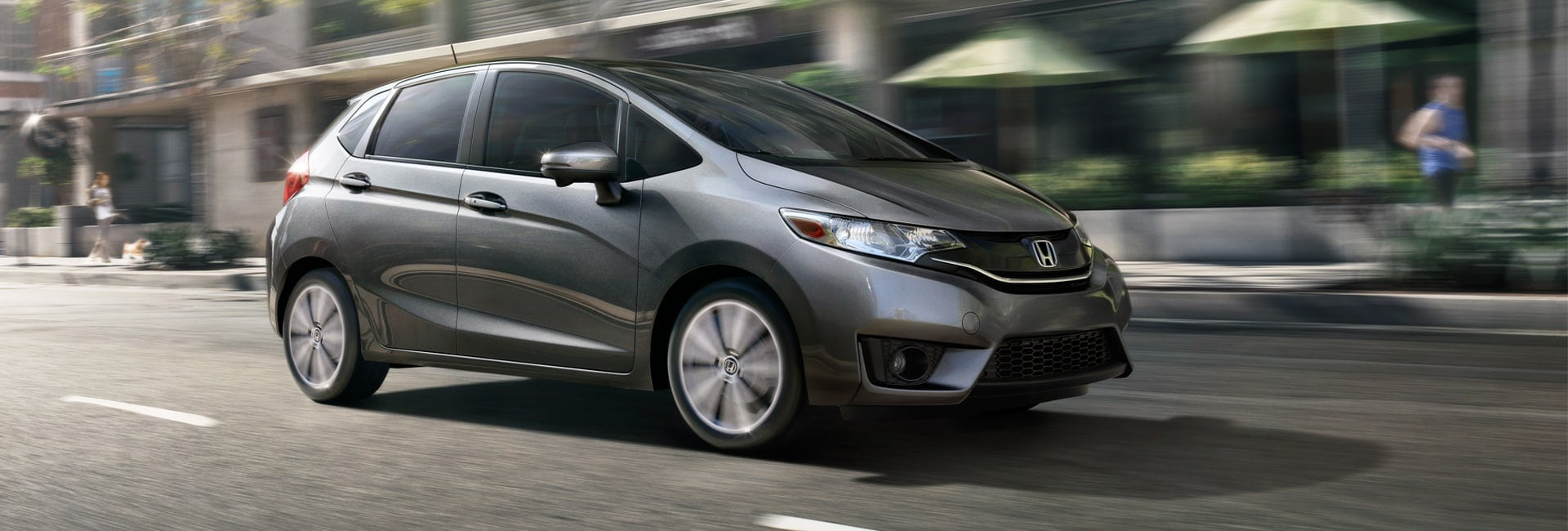 New 2020 Honda Fit Exterior