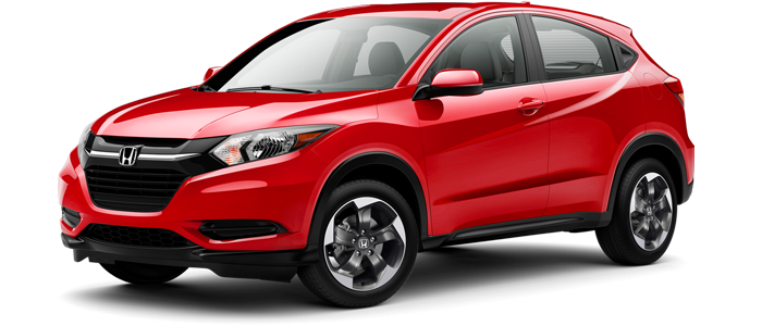 New  2018 Honda HR-V LX | CVT | 2WD at DCH honda of Mission Valley