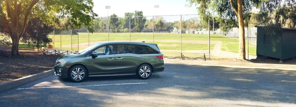 New 2019 2020 Honda Odyssey Passenger Vans For Sale In San Diego Ca