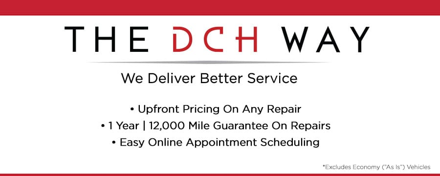The DCH Service Difference