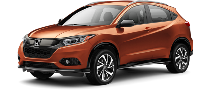 New 2019 Honda HR-V at DCH Honda of Mission Valley